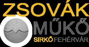 Zsovák Műkő
